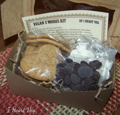 Vegan S'mores Kit