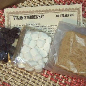 Vegan S'mores DIY Square Kit