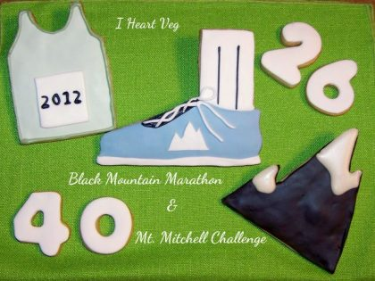 Black Mountain Marathon and Mt. Mitchell Challenge