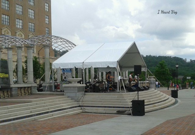 Live Music Downtown Asheville