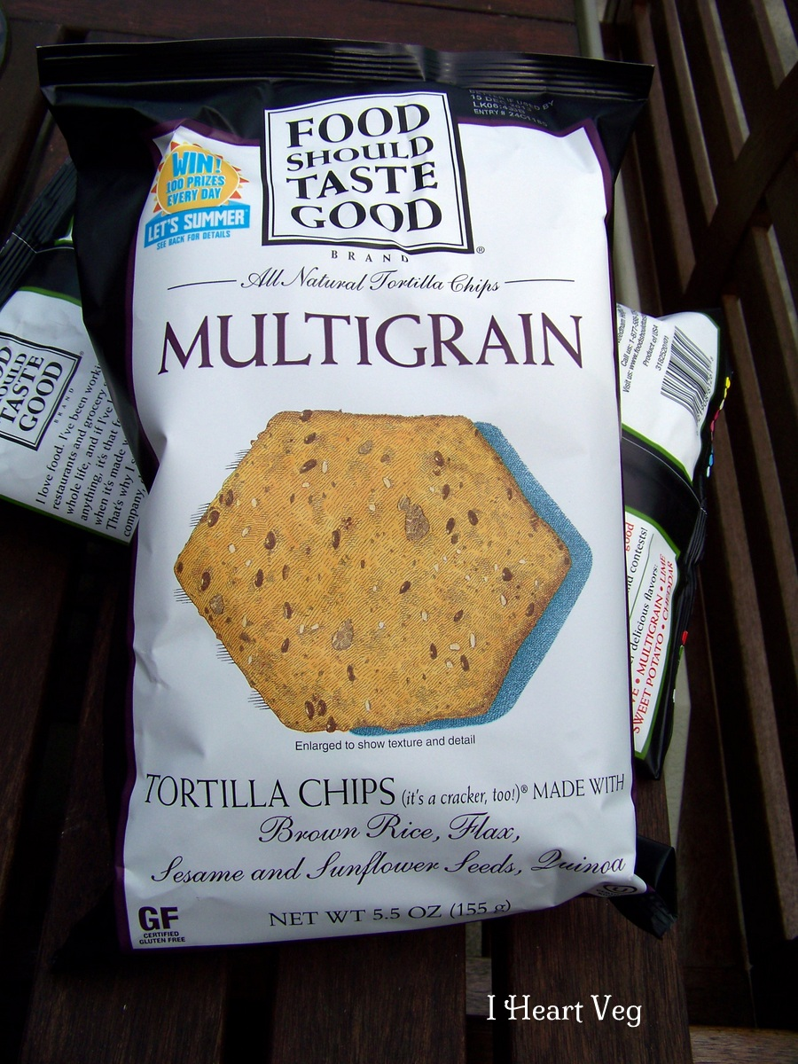 chip multigrain Food Should Taste Good