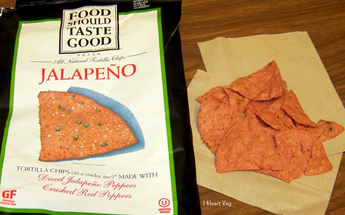 jalapeno chips food should taste good