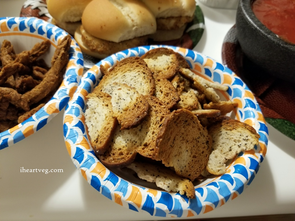 New York Style Bagel Chips Everything Bagel