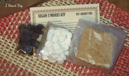 Vegan S'mores DIY Square Kit
