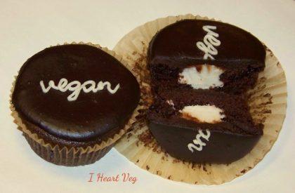 Vegan Cream Cup-O-Cakes Duo